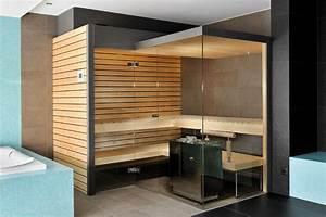 Sauna Mit Glasfront : sauna glasfront sauna pinterest saunas haus ~ Articles-book.com Haus und Dekorationen