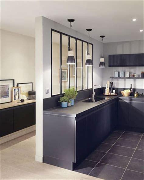 cuisine ouverte verriere 8 déco de cuisine inspirées par une verrière deco cool