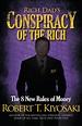 Robert Kiyosaki: Rich Dad's Conspiracy of the Rich Book Summary   Bestbookbits   Daily Book Summaries   Written   Video   Audio