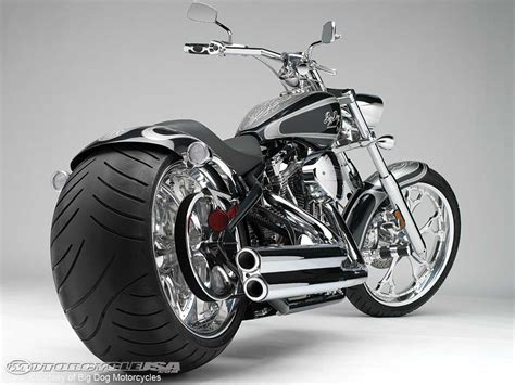 2007 Big Dog Motorcycle Photos