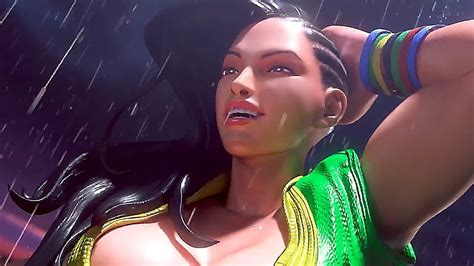 Street Fighter 5 Arcade Edition Cinematic Trailer Ps4
