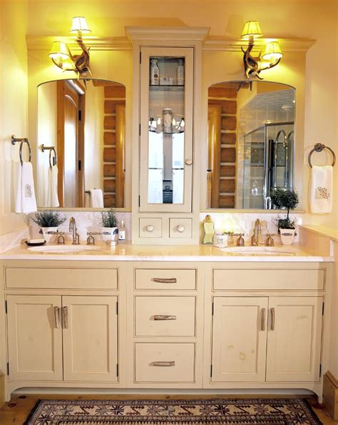 bath cabinets  vanity  functional bathroom elements