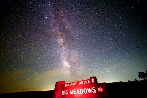 See The Stars Like Never Before Shenandoah Night Sky