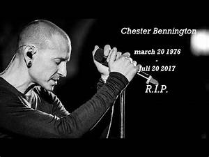 Chester Bennington Best Moments, Emotional Tribute ...