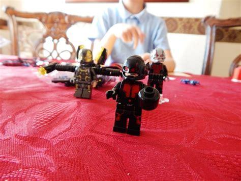 LEGO MARVEL Super Heroes Ant Man Final Battle