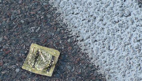 condom    floor   bar