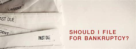 file  bankruptcy consumeraffairs