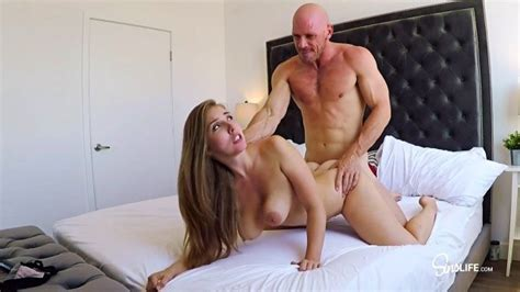 lena paul and johnny sins passionate sex w creampie