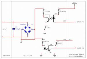 Communication Of Dali Click And Microcontroller