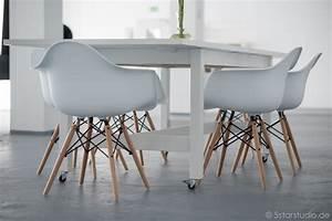 Stühle Im Eames Stil : eames st hle foto bild architektur fotostudio fl gel bilder auf fotocommunity ~ Bigdaddyawards.com Haus und Dekorationen