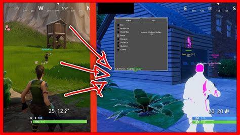 fortnite installer  mod menu sur ps xbox pc usb
