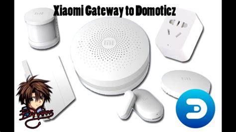 domoticz xiaomi gateway installazione