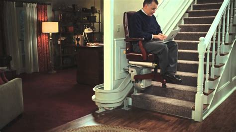 Acorn Chair Lift Commercial by Kayak Stairlift Commercial