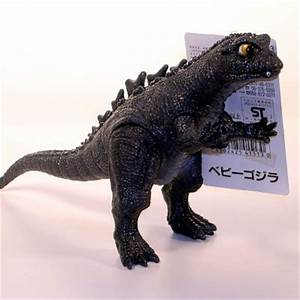 Baby Godzilla Bandai 1993 Mint Condition with Excellent ...