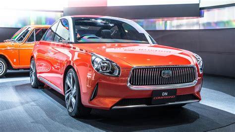 The Daihatsu Compagno Is A Retro Hybrid Saloon