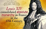 The Characteristics and Examples of an Absolute Monarchy ...