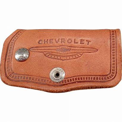 Key Leather Case Chevrolet Advertising Ogees