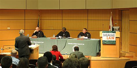 Judges from the 1st DCA Hear Oral Arguments at the ...