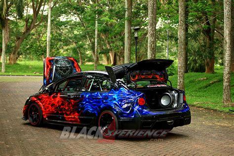 Modification Honda Civic Fd, Street Racing Anti Mainstream