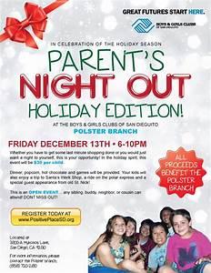 parents night out flyer fundraiser baskets pinterest With parent flyer templates