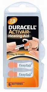 Buy Duracell Activair Size 13 Hearing Aid Batteries