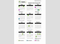 Calendario Laboral Zaragoza 2018