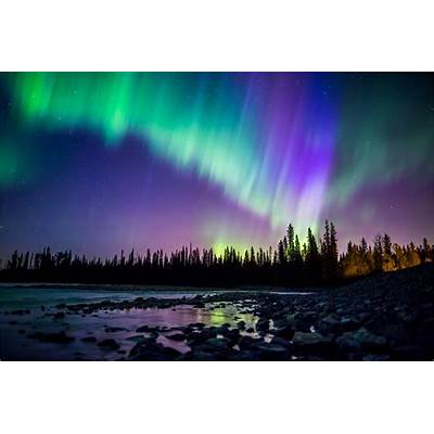 What Makes the Aurora Borealis - Bing images