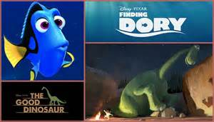The Good Dinosaur Pixar Movie 2015