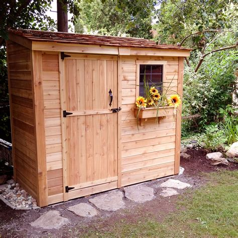 tool shed tool shed 8x4 spacesaver outdoor living today