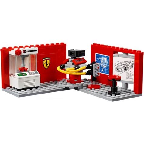 More buying choices $130.00 (12 new offers) ages: Lego 75882 Speed Champions Ferrari FXX K Development Center