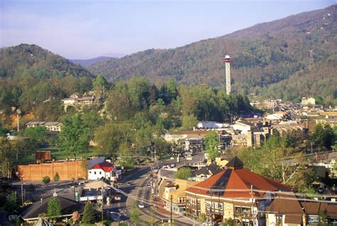 downtown gatlinburg cabins 8 popular gatlinburg tn vacations you never thought of