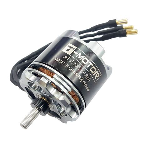 Brushless Motor by T Motor At3520 5 Kv880 Brushless Motor Aerofly Hobbies