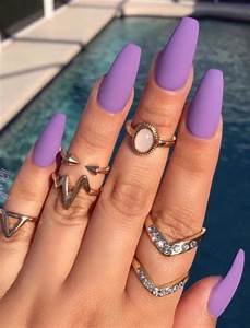 Best 25+ Matte Nails Ideas On Pinterest | Matt Nails ...