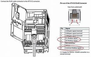 How To Control An Altivar312  Atv312  Drive With A Twido Plc Via Modbus Rtu