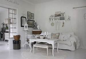 Shabby Chic Stehlampe : 37 dream shabby chic living room designs decoholic ~ Sanjose-hotels-ca.com Haus und Dekorationen
