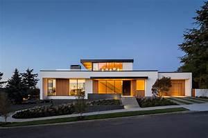 10, Modern, One, Story, House, Design, Ideas