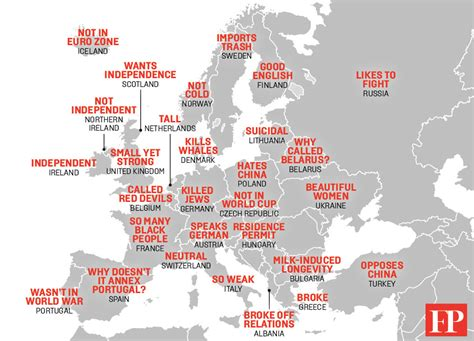 mapping china 39 s hilarious european stereotypes zero hedge