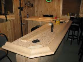 DIY Bar Top Design Ideas