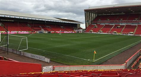 Aberdeen FC: Pittodrie Stadium Guide | Scottish Grounds ...