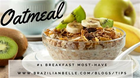 Benefits Of Oatmeal For Weight Loss!