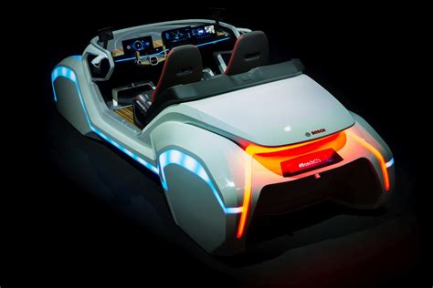 Bosch Concept Car Gets Personal At Ces 2017 • Gadgetynews