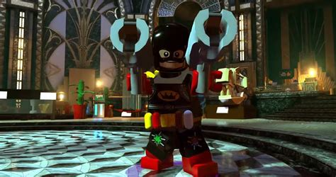 favourite obscure bad guys  lego dc super