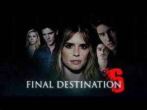 Final Destination 6 official trailer 2017. - YouTube