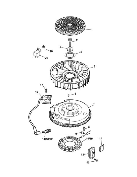 kohler model sv  lawn garden engine