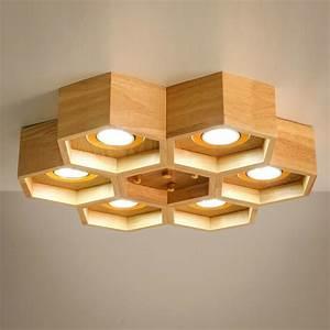 Luminaire Salle De Bain Conforama : le plafonnier design en 44 jolies photos led pas cher ~ Dailycaller-alerts.com Idées de Décoration