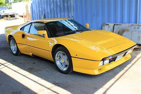 308 Kit Car by 1978 308 Gtb With 288 Kit Yellow Ronsusser