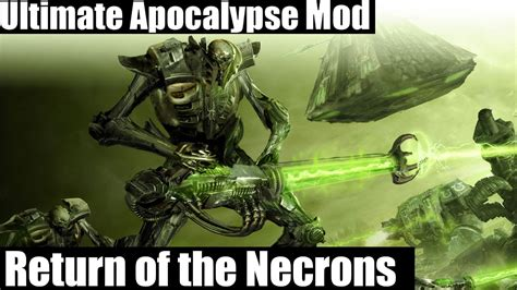 Ultimate Apocalypse Mod Skirmish Battles  Return Of The