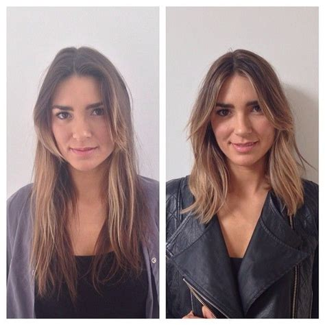 before and after haircuts 278 best haircuts and color before and after images on