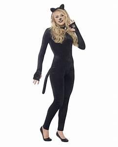 Karnevalskostüme Damen Selber Machen : sexy katzen jumpsuit katzen kost m f r damen karneval ~ Lizthompson.info Haus und Dekorationen