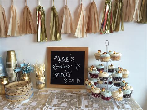 Office Baby Shower by Diy How To Throw An Office Baby Shower For A Co Worker